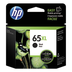 HP 65XL (N9K04AN) Black Original Ink Cartridge
