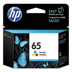 HP 65 (N9K01AN) Tri-Color Original Ink Cartridge