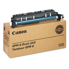 6837A004AA Drum Unit, Black