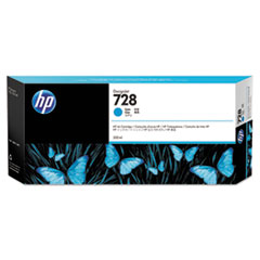 HP 728 (F9K17A) Cyan Original Ink Cartridge