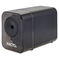 XLR Office Electric Pencil Sharpener, Charcoal Black