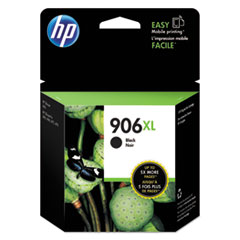 HP 906XL (T6M18AN) High-Yield Black Original Ink Cartridge