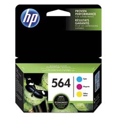 HP 934, (NH65FN) Cyan, Magenta, Yellow Original Ink Cartridge