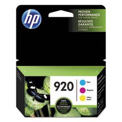 HP 920 (N9H55FN) Cyan, Magenta, Yellow Original Ink Cartridge