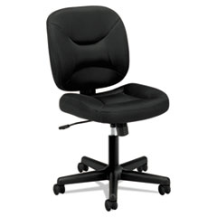 VL210 Series Mesh Low-Back Task Chair, Black