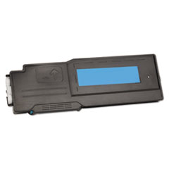 44192 Compatible 106R02225 Toner, 6000 Page-Yield, Cyan