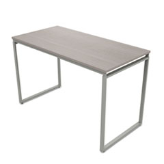 Seven Series Rectangle Desk, 47 1/4 x 23 5/8 x 29 1/2, Ash