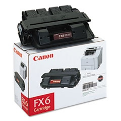 FX6 (FX-6) Toner, 5000 Page-Yield, Black