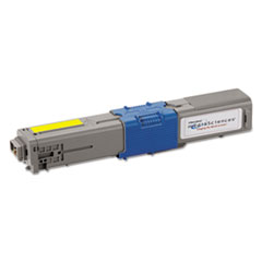 44012 Compatible 44469701 Toner, Yellow