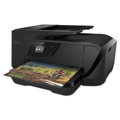 OfficeJet 7510 Wide Format All-in-One Printer, Copy/Fax/Print/Scan