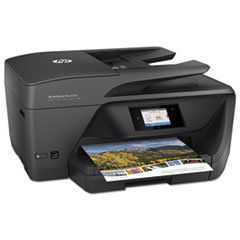 OfficeJet Pro 6968 All-in-One Printer, Copy/Fax/Print/Scan