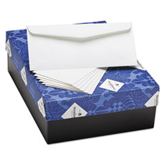 25% Cotton Business Envelopes, Ultimate White, 24 lbs, 4 1/8 x 9 1/2, 500/Box