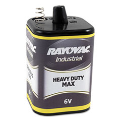 Heavy-Duty Maximum Lantern Battery, 6V