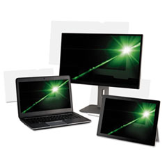 "Antiglare Flatscreen Frameless Monitor Filters for 15"" Widescreen Notebook"