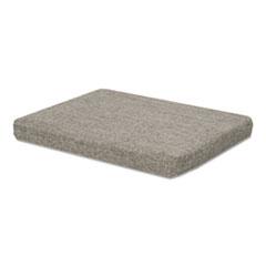 Seat Cushion for File Pedestals, 14 7/8 x 19 1/8 x 2, Tan Quartz