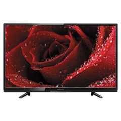 "4K Smart Ultra HD TV, 50"", 2160p, Black"