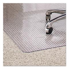 Dimensions Chair Mat for Carpet, 36 x 48, Clear