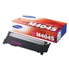 CLT-M404S/XAA Toner, 1000 Page-Yield, Magenta