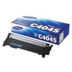 CLT-C404S/XAA Toner, 1000 Page-Yield, Cyan