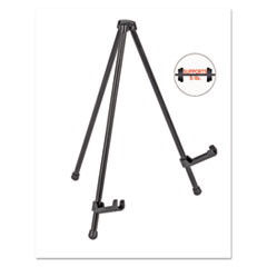 """Instant Table-Top Easel, 14 1/4"""" High, Black"""