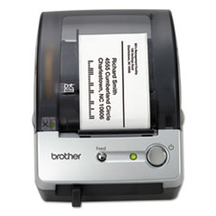QL-500 Affordable Label Printer, 50 Labels/Min, 5-7/10w x 6d x 7-4/5h