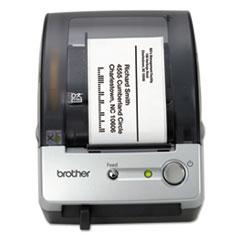 "QL-500 Affordable Label Printer, 50 Labels/Min, 5-7/10""w x 6""d x 7-4/5""h"