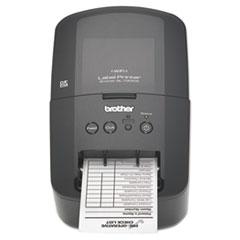 "QL-720NW Label Printer, 93 Labels/Minute, 5""w x 9-3/8""d x 6""h"