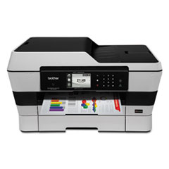 Business Smart Pro MFC-J6925DW Wireless MFP with INKvestment Cartridges