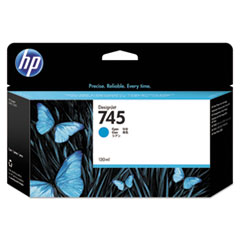 HP 745 (F9J97A) Cyan Original Ink Cartridge