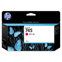 HP 745 (F9J95A) Magenta Original Ink Cartridge