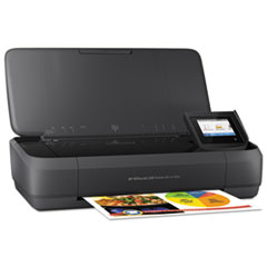 OfficeJet 250 Mobile All-in-One Printer, Copy/Print/Scan