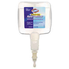 Hand Sanitizer, 1L Touchless Refill CLO30243CT
