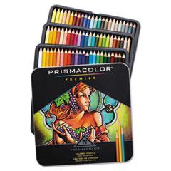 Premier Colored Pencil, 2H, 72 Assorted Colors/Set