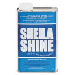 SHEILA SHINE STAINLESS STEEL CLEANER & POLISH 32OZ 1EA