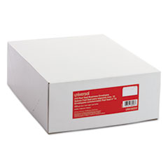 Peel Seal Strip Business Envelope, #10, White, 500/Box