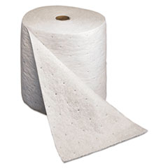 High-Capacity Maintenance Sorbent Roll, 31gal Capacity
