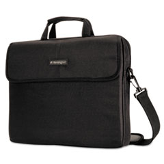 "15.6"" Laptop Sleeve, Padded Interior, Inside/Outside Pockets, Black"