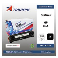 751000NSH1394 Remanufactured CF283A (83A) Toner, Black
