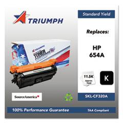 751000NSH1598 Remanufactured CF320A (652A) Toner, Black