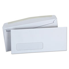 Window Business Envelope, #10, 4 1/8 x 9 1/2, 250/Box