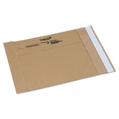 Jiffy Padded Mailer, #2, 8 1/2 x 12, Natural Kraft, 100/Carton