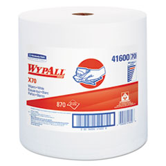 WypAll* X70 Cloths
