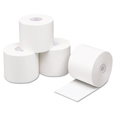 "Direct Thermal Printing Thermal Paper Rolls, 2 5/16"" x 170 ft, White, 24/Carton"