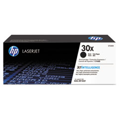 HP 30X (CF230X) High Yield Black Original Toner Cartridge