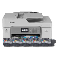 MFC-J6535DWXL Business Smart Printer Pro, Copy; Fax; Print; Scan