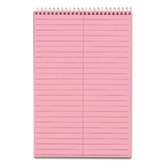 Prism Steno Books, Gregg, 6 x 9, Pink, 80 Sheets, 4 Pads/Pack