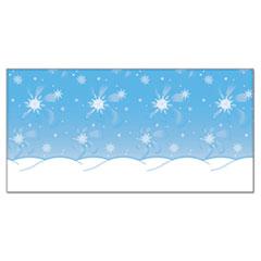 "Fadeless Designs Bulletin Board Paper, Winter Time Scene, 48"" x 50 ft."