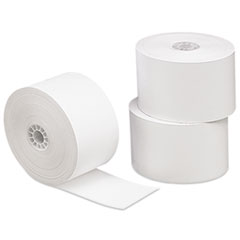 """Direct Thermal Printing Thermal Paper Rolls, 1 3/4"""" x 230 ft., White, 50/Carton"""