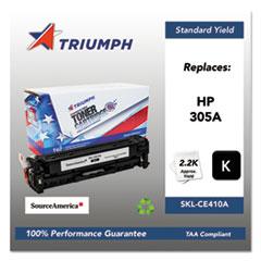 751000NSH1283 Remanufactured CE410A (305A) Toner, Black