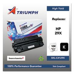751000NSH0183 Remanufactured C4129X (29X) High-Yield Toner, Black